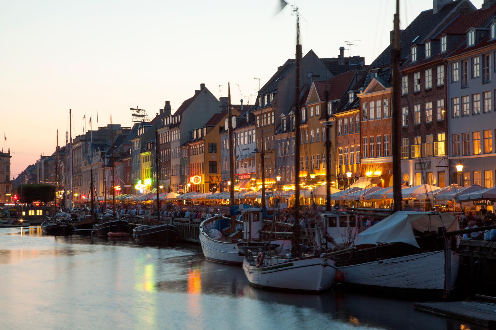 Nyhavn (Copenhague, Danemark)