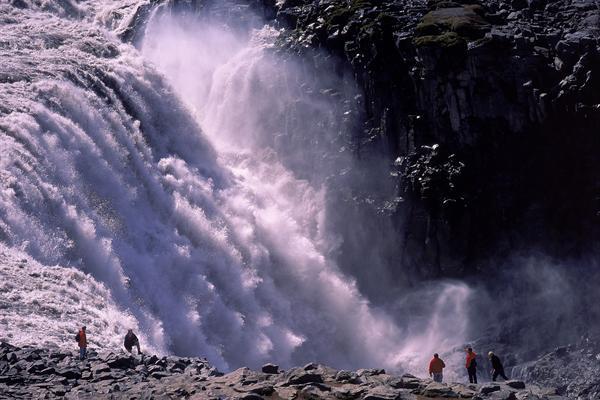 Dettifoss (Islande)
