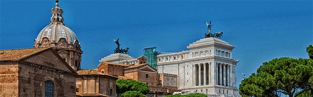 Forum Romanum - Rome - Italie