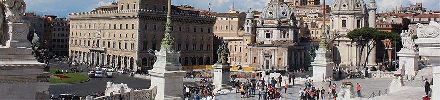 Place de Venise, Rome
